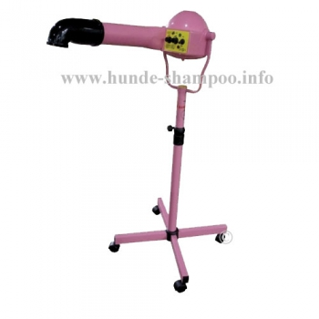 Standfön Doggy Groom Pink 2400watt
